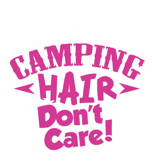 ff68c1b70a6 Camping Hair Don't Care